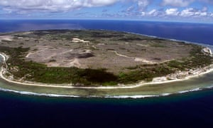 Pacific island of Nauru