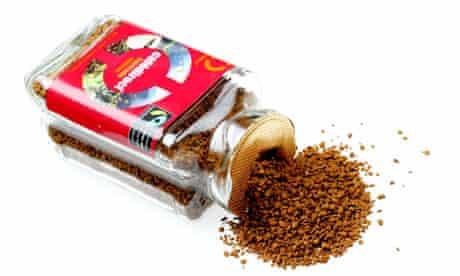 Spilt Coffee