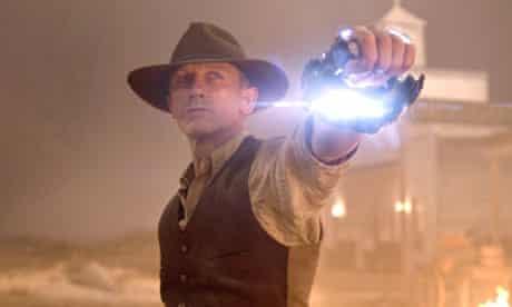 Film Title: Cowboys & Aliens