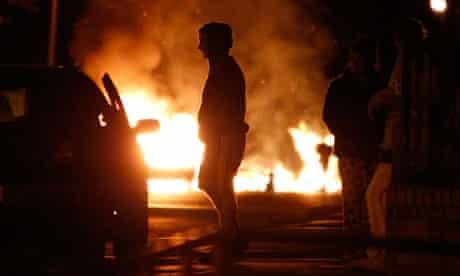 Salford riots