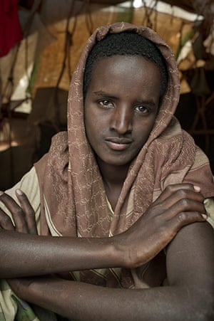 Dadaab camp, Kenya: Madahir Boarow Mohamed Dadaab camp, Kenya