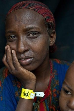 Dadaab camp, Kenya: Rahmo Ibrahim Abdi Dadaab camp, Kenya