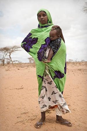 Dadaab camp, Kenya: Suroro Mohamed Ali Dadaab camp, Kenya