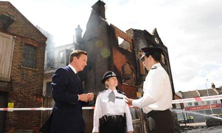 Cameron police croydon