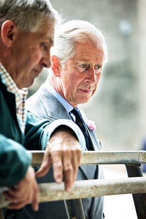 Prince Charles: Prince Charles with David Coulton