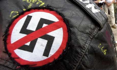 Anti-fascist jacket