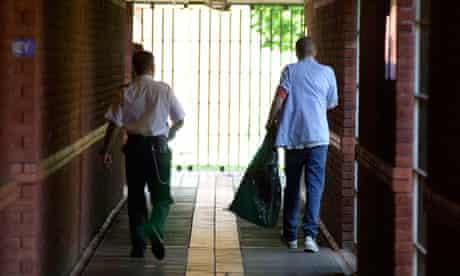young offender HMP Feltham prison