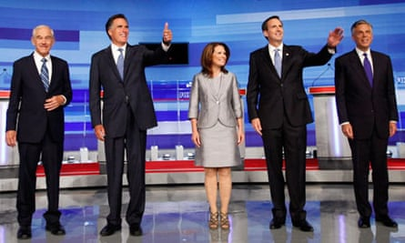 Iowa Republican debate