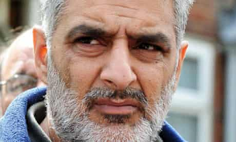 Tariq Jahan appealed for calm and restraint after the death of his son in Birmingham