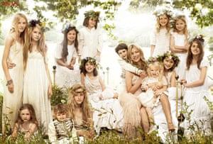 Kate Moss wedding Vogue: Kate Moss wedding in Vogue