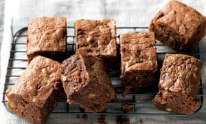 Dan Lepard: sweet potato brownies