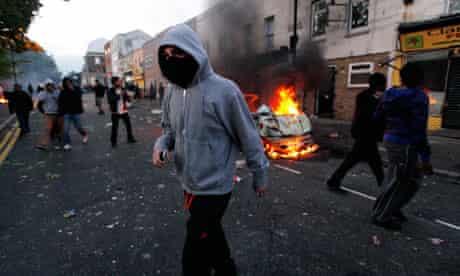 hackney-riots