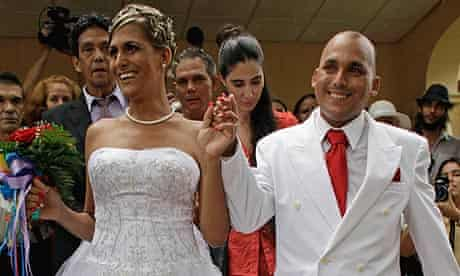 Ignacio Estrada and Wendy Iriepa