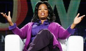 Oprah Winfrey philanthropy