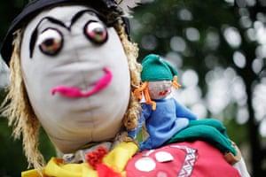 Scarecrow festival : Scarecrow festival