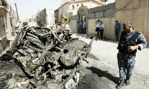 Bomb attack on 2 August in Iraq