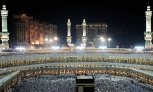 Explosives detectors are to be installed at the entrances to the Holy Mosque