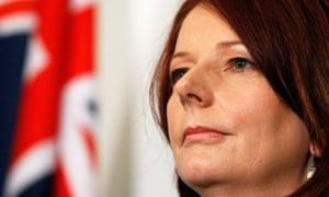 Julia Gillard wants to tax polluters