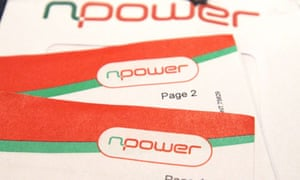 npower's 6.5 million customers face an average energy bill of £1,188 a year after price hike