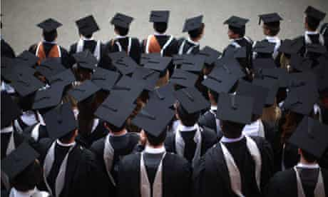 Firms cast doubt on value of degree amid squeeze on university places