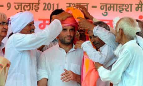 Rahul Gandhi India