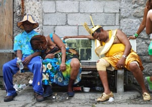 In pictures: Gap: Mardi Gras in Dominica