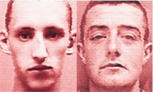Too heavily punished? Perry Sutcliffe-Keenan and Jordan Blackshaw.