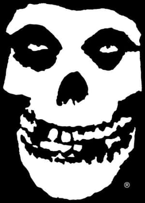 Pic of the week: The Book of Skulls, Misfits, Fiend Skull logo