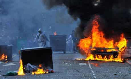 Rioting Hackney Hoodie