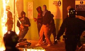 riots spiritual answers