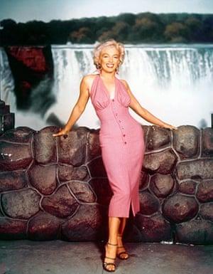 """Top 10: bad holidays: Marilyn Monroe in """"Niagara"""""""