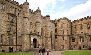 Durham University, one of the five top universities where Ben Dawson has failed to get an offer