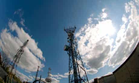 Radio telecommunication masts