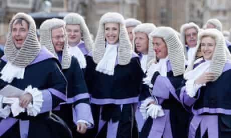 Judges in Westminster