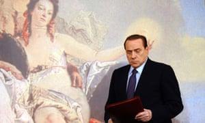 Silvio Berlusconi 12/8/11