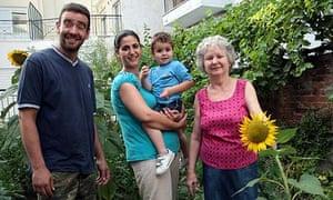 Greek family Themis and Maria Protopsaltou