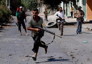 Libya: Libyan Rebels capture Zawiyah