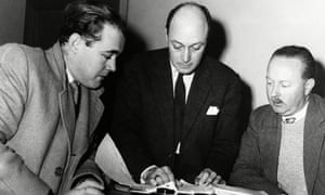 Jimmy Sangster, Jack Cardiff and Adrian Worker