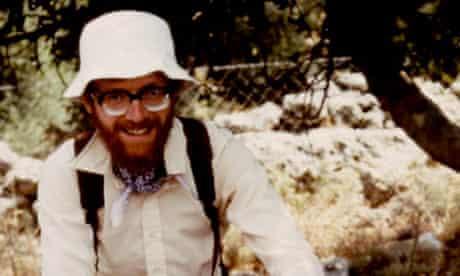 Simon Price in 1982