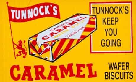 Tunnock's advertisements