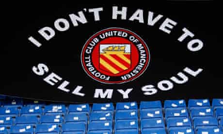 FC United of Manchester banner