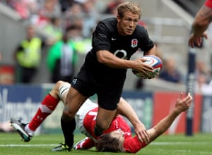 RWC 2011 England Squad: Jonny Wilkinson fly half of England and Toulon