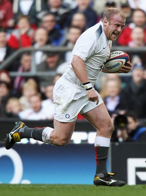 RWC 2011 England Squad: Dan Cole of England and Leicester