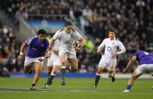 RWC 2011 England Squad: Andrew Sheridan England and Sale
