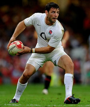RWC 2011 England Squad: Ben Foden of England and Northampton