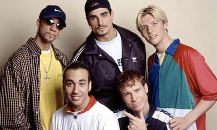 China ministry of culture has blacklisted 100 tracks, including Backstreet Boys' I Want It That Way