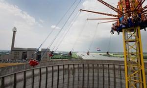Nuclear fun park