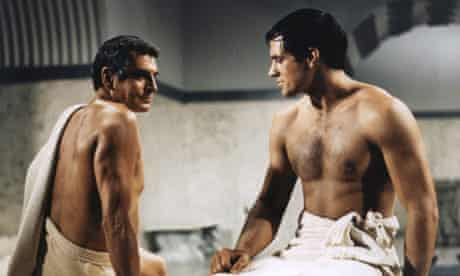 Laurence Olivier in Spartacus