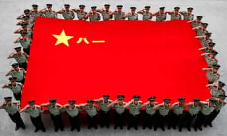 A Pentagon report said the Chinese military was investing in cyber capabilities