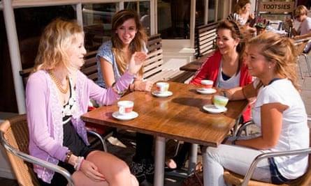 Talking Teenagers Uk Women